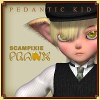 Pedantic Kid