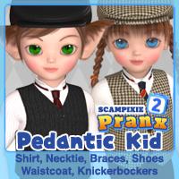 Pranx 2 – Pedantic Kid