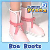 Boa Boots for Pranx 2