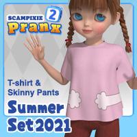 Summer Set 2021 for Pranx 2